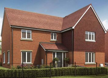 Thumbnail 5 bedroom detached house for sale in Ridgewood Close, Lewes Road, Uckfield