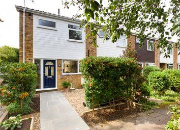 Thumbnail 2 bed end terrace house for sale in Gainsborough Close, Cambridge, Cambridgeshire