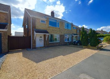 Thumbnail 3 bed semi-detached house for sale in Lonsdale Road, Stamford