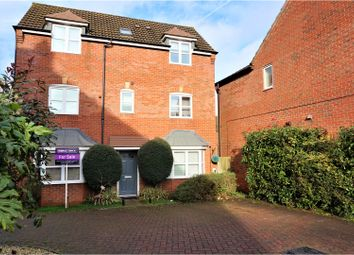 Thumbnail 5 bed detached house for sale in Chestnut Drive, Coalville