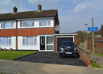 Thumbnail 3 bed semi-detached house for sale in The Hook, New Barnet, Barnet, Hertfordshire
