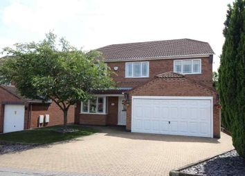 Thumbnail 4 bed detached house for sale in High Ridge, Forest Town, Mansfield