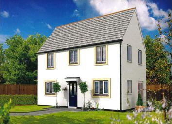 Thumbnail 3 bed terraced house for sale in Laroche Walk, Bodmin