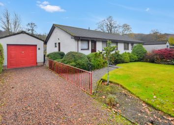 Thumbnail 2 bed semi-detached bungalow for sale in Ferry Crescent, Pitlochry