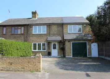 Thumbnail 4 bed property for sale in Pound Lane Central, Laindon, Basildon
