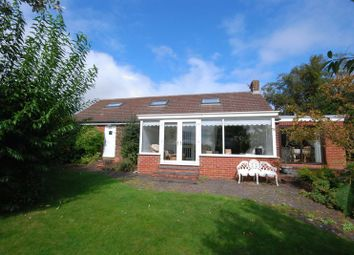 Thumbnail 4 bed bungalow for sale in Back High Market, Ashington