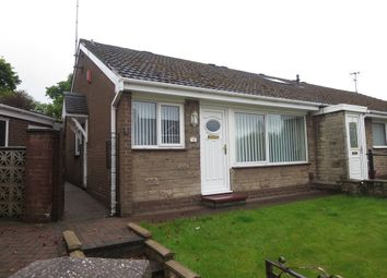 Thumbnail 2 bed terraced bungalow for sale in Castle Street, Chesterton, Newcastle