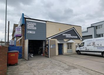 Thumbnail Light industrial for sale in Thornes Lane, Wakefield