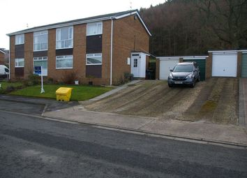 Thumbnail 2 bed flat to rent in Goathland Grove, Guisborough