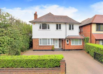 Thumbnail 4 bed detached house for sale in Marshalswick Lane, St. Albans
