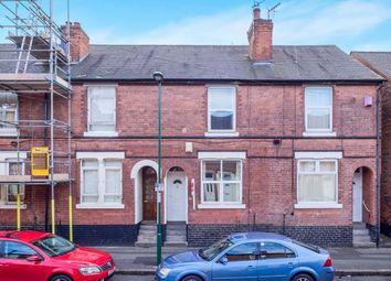 Thumbnail 2 bedroom terraced house for sale in Spalding Road, Sneinton, Nottingham, Nottinghamshire