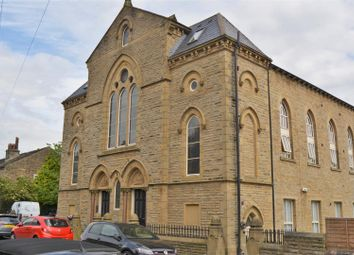 Thumbnail 2 bed flat for sale in Thorncliffe Street, Lindley, Huddersfield