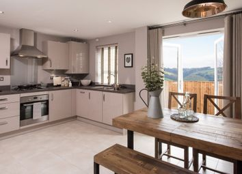 """Thumbnail 3 bed semi-detached house for sale in """"Finchley"""" at Countess Way, Broughton, Milton Keynes"""