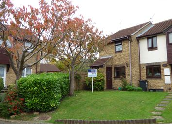 Thumbnail 2 bed end terrace house to rent in Boundary Close, Swindon