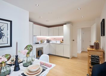 Thumbnail 2 bed flat for sale in The Broadway, Debden, Loughton