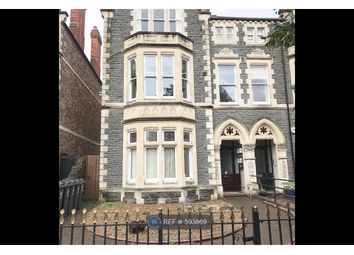 Thumbnail 1 bed flat to rent in Cathedral Road, Cardiff