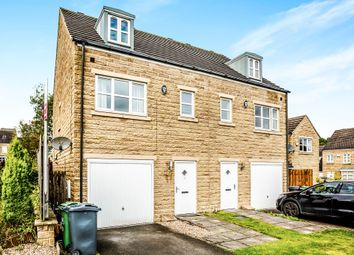 Thumbnail 3 bed semi-detached house for sale in Honey Hall Ing, Ferndale, Huddersfield