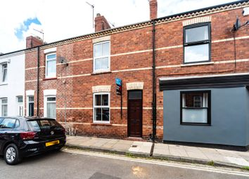 Thumbnail 2 bed end terrace house to rent in Shipton Street, York