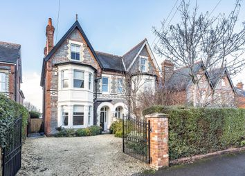 Thumbnail 5 bedroom semi-detached house to rent in Glebe Road, Reading
