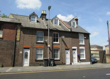 Thumbnail 3 bed terraced house to rent in Old Bedford Road, Luton