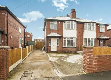 Thumbnail 3 bed semi-detached house for sale in Moor Flatts Avenue, Middleton, Leeds