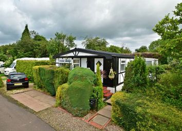 Thumbnail 3 bed detached bungalow for sale in Fruiterers Arms Caravan Park, Uphampton Lane, Worcester