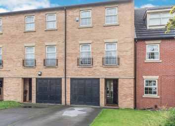 Thumbnail 4 bed town house for sale in Stafford Terrace, Wakefield