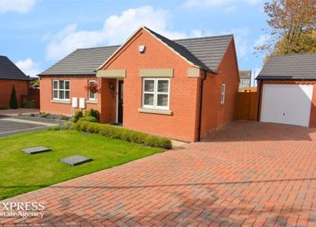 Thumbnail 3 bed detached bungalow for sale in Tomlinson Close, Newton, Alfreton, Derbyshire
