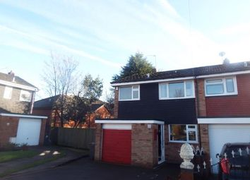 Thumbnail 3 bedroom semi-detached house for sale in Netherfield Gardens, Birmingham, Na