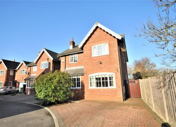 Thumbnail 4 bed detached house for sale in Stafford Close, Elswick, Preston, Lancashire