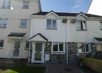 Thumbnail 2 bed terraced house to rent in Springfields, Bugle, St Austell, Cornwall