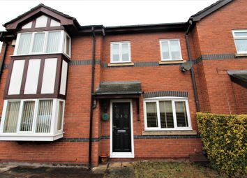Thumbnail 2 bed terraced house for sale in Millars Court, Johnstown, Wrexham