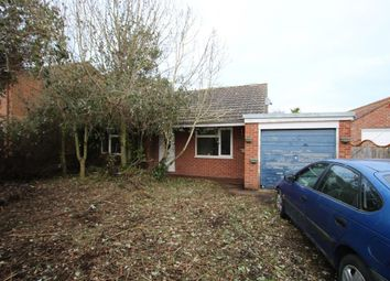 Thumbnail 3 bed detached bungalow for sale in Fen Road, Little Hale, Sleaford