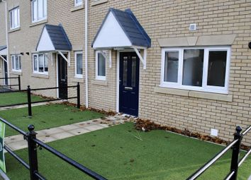 Thumbnail 3 bed terraced house for sale in Nuffield Crescent, Gorleston, Great Yarmouth