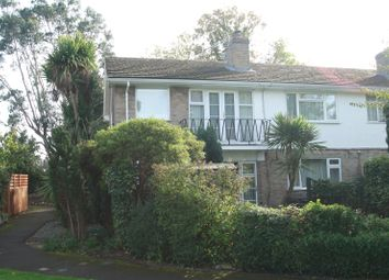 Thumbnail 2 bed maisonette for sale in Brentwood Court, Simplemarsh Road, Addlestone, Surrey