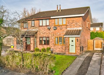 Thumbnail 2 bed property for sale in Ash Coppice, Preston
