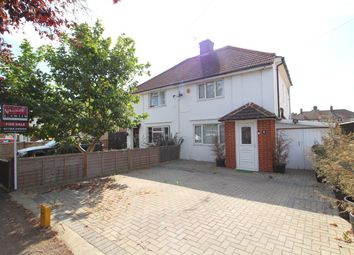 Thumbnail 3 bed semi-detached house for sale in Orchard Way, Ashford