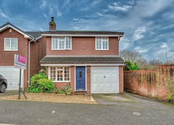 Thumbnail 3 bed detached house for sale in Harding Road, Burscough, Ormskirk