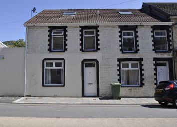 Thumbnail 1 bed flat for sale in East Road, Tylorstown, Ferndale