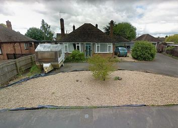 Thumbnail 3 bed detached bungalow for sale in Hawthorn Bank, Spalding, Lincolnshire