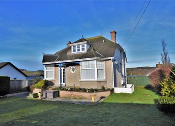Thumbnail 4 bed detached house for sale in Crediton Road, Okehampton