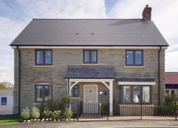 Thumbnail 4 bed detached house for sale in Charfield Village, Charfield, Wotton-Under-Edge