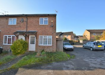 Thumbnail 2 bed end terrace house for sale in Falcon Way, Ashford, Kent