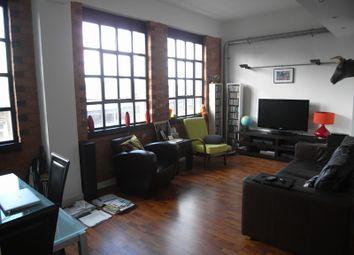 Thumbnail 1 bed flat for sale in Wexler Lofts, Carver Street, Birmingham