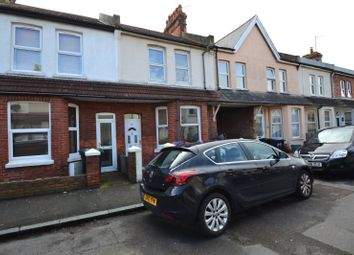 Thumbnail 2 bed terraced house to rent in Dudley Road, Eastbourne
