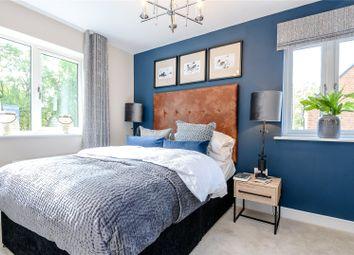 Thumbnail 3 bed semi-detached house for sale in Beldam Bridge Gardens, West End, Woking