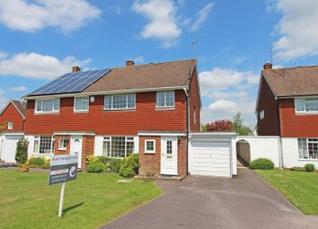 Thumbnail 3 bed semi-detached house to rent in Greenways Road, Brockenhurst