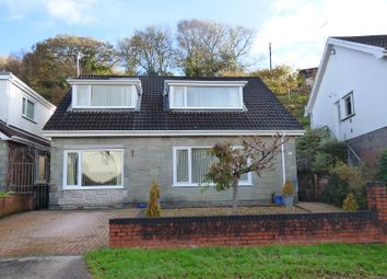 Thumbnail 3 bed detached bungalow for sale in Wenallt Road, Tonna, Neath .