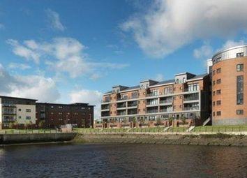 Thumbnail 2 bed flat to rent in Cardon Square, Renfrew, Renfrewshire