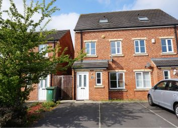 Thumbnail 3 bed semi-detached house to rent in Stanks Drive, Leeds